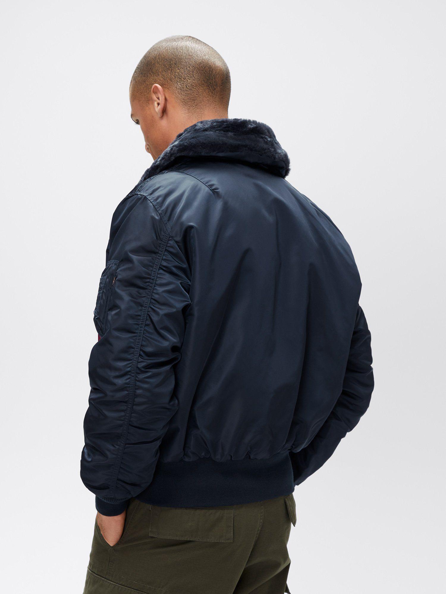 Куртка мужские Alpha Industries модель MJB23010C1_rep_blue приобрести, 2017