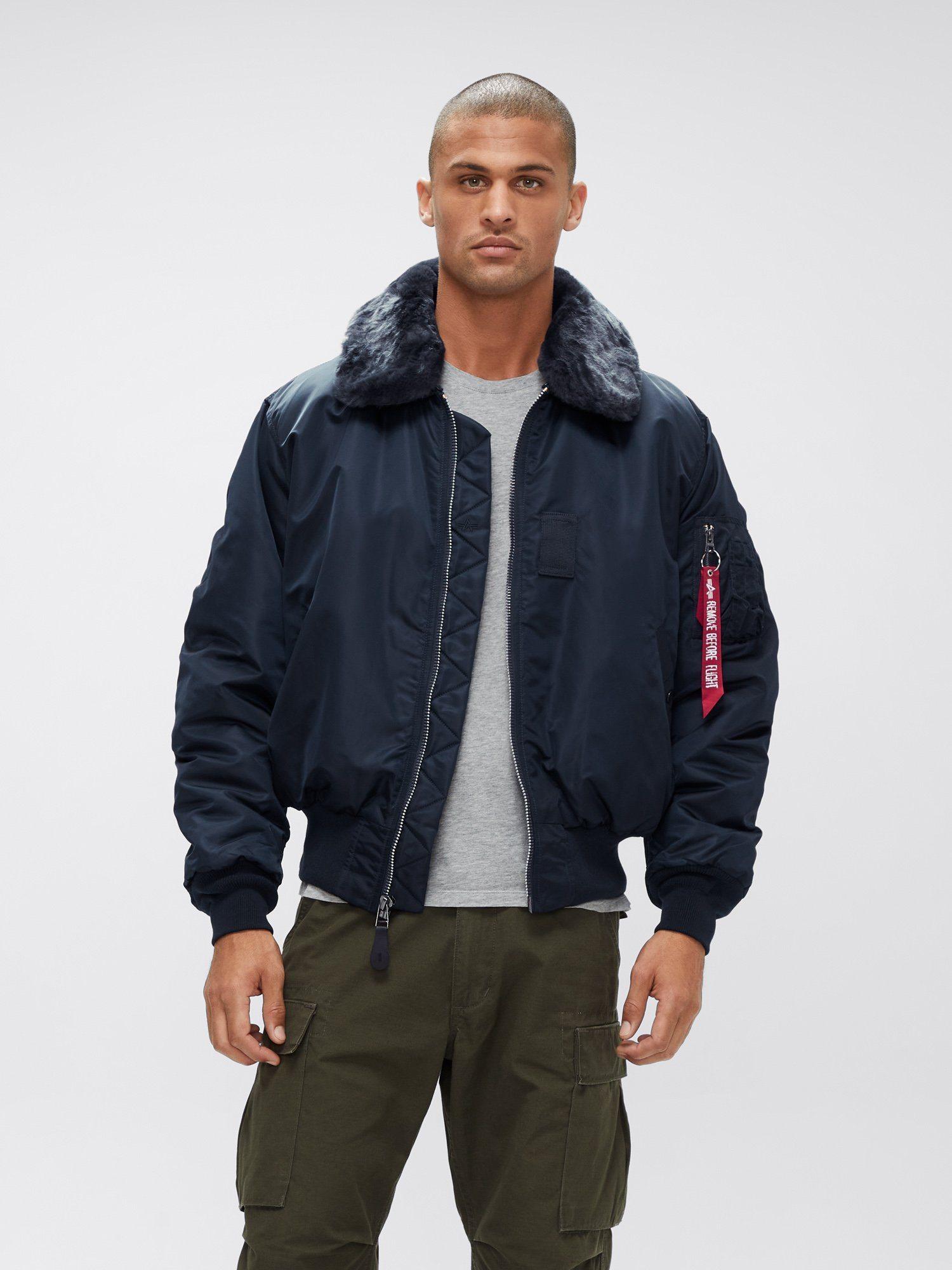 Купить Куртка мужские модель MJB23010C1_rep_blue, Alpha Industries, Синий