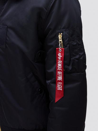 Куртка Alpha Industries модель MJB45500C1_black — фото 3 - INTERTOP