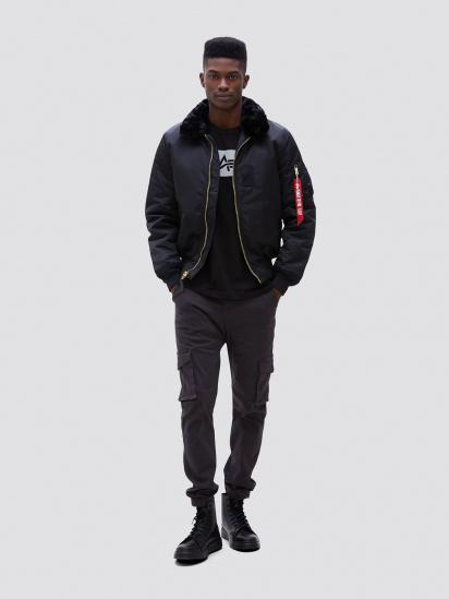 Куртка Alpha Industries модель MJB45500C1_black — фото 4 - INTERTOP