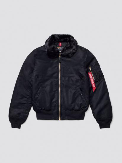 Куртка Alpha Industries модель MJB45500C1_black — фото 5 - INTERTOP
