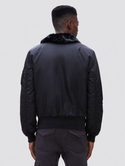 Куртка Alpha Industries модель MJB45500C1_black — фото 6 - INTERTOP