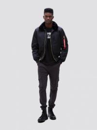 Куртка мужские Alpha Industries модель MJB45500C1_black цена, 2017