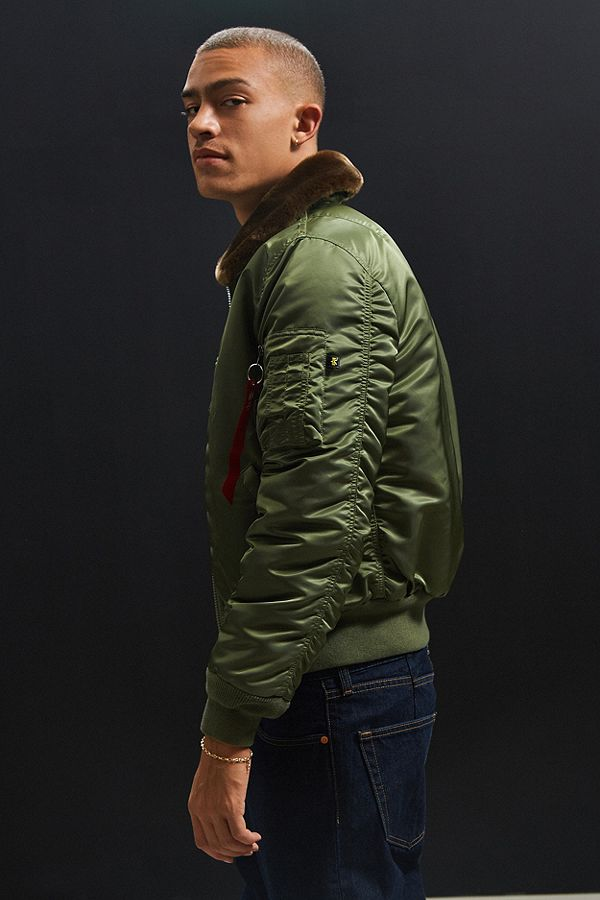 Куртка мужские Alpha Industries модель MJB45500C1_sage_brown цена, 2017