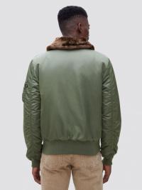 Куртка мужские Alpha Industries модель MJB45500C1_sage_brown характеристики, 2017