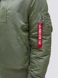 Куртка мужские Alpha Industries модель MJB45500C1_sage_brown отзывы, 2017