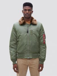 Куртка мужские Alpha Industries модель MJB45500C1_sage_brown приобрести, 2017