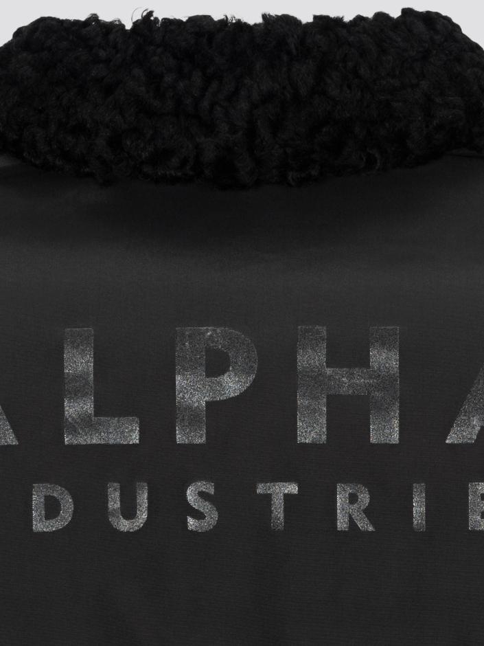 Alpha Industries Куртка чоловічі модель MJB48503C1_black ціна, 2017