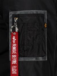 Alpha Industries Куртка чоловічі модель MJB48503C1_black , 2017