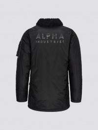 Alpha Industries Куртка чоловічі модель MJB48503C1_black купити, 2017