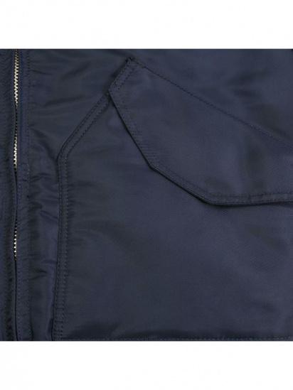 Легка куртка Alpha Industries модель MJC22000C1_replica_blue — фото 6 - INTERTOP