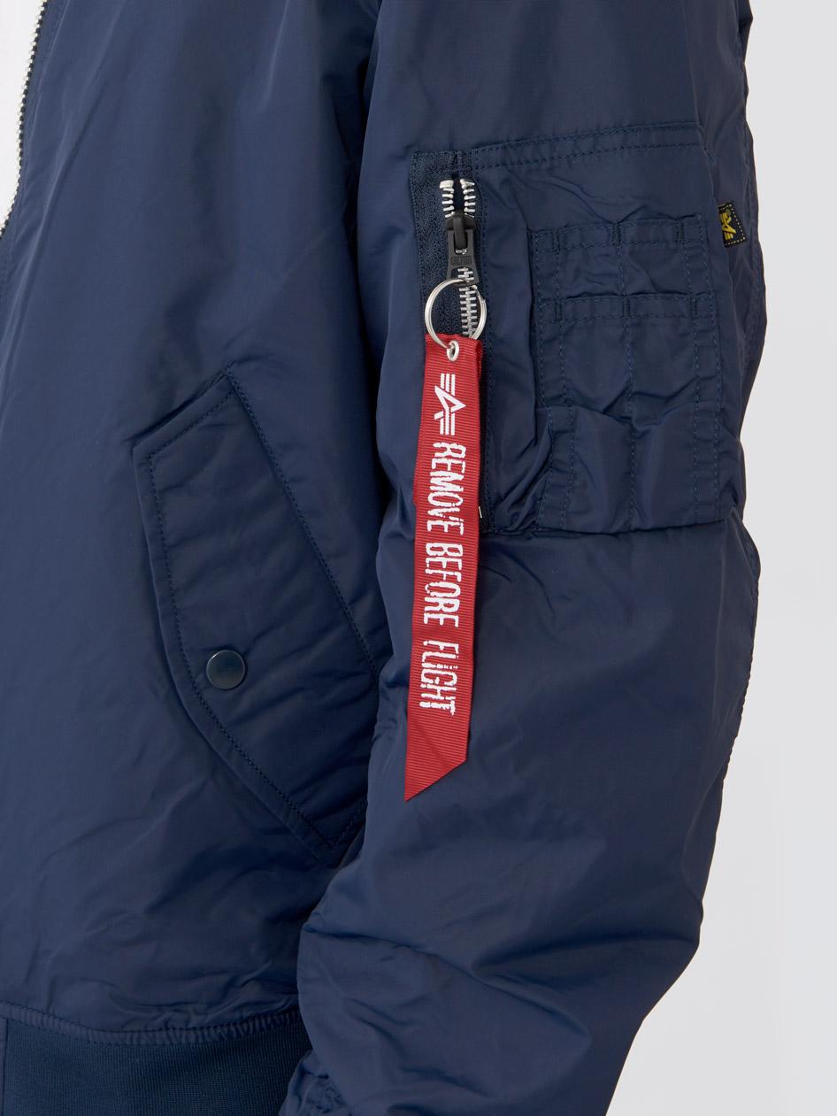 Куртка мужские Alpha Industries модель MJL46000C1_rep_blue приобрести, 2017