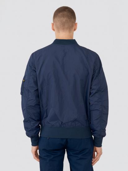 Куртка Alpha Industries модель MJL46000C1_rep_blue — фото 2 - INTERTOP