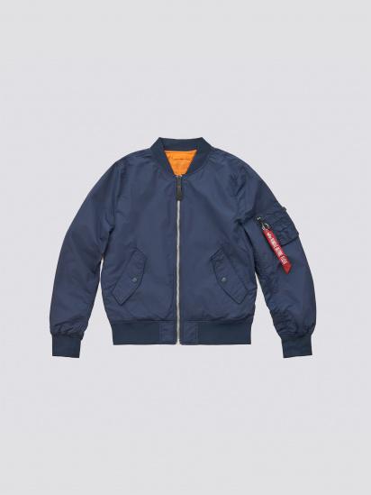 Куртка Alpha Industries модель MJL46000C1_rep_blue — фото 4 - INTERTOP