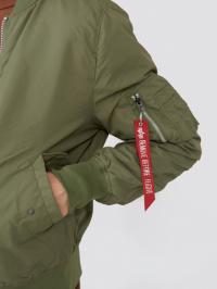 Куртка мужские Alpha Industries модель MJL46000C1_sage приобрести, 2017