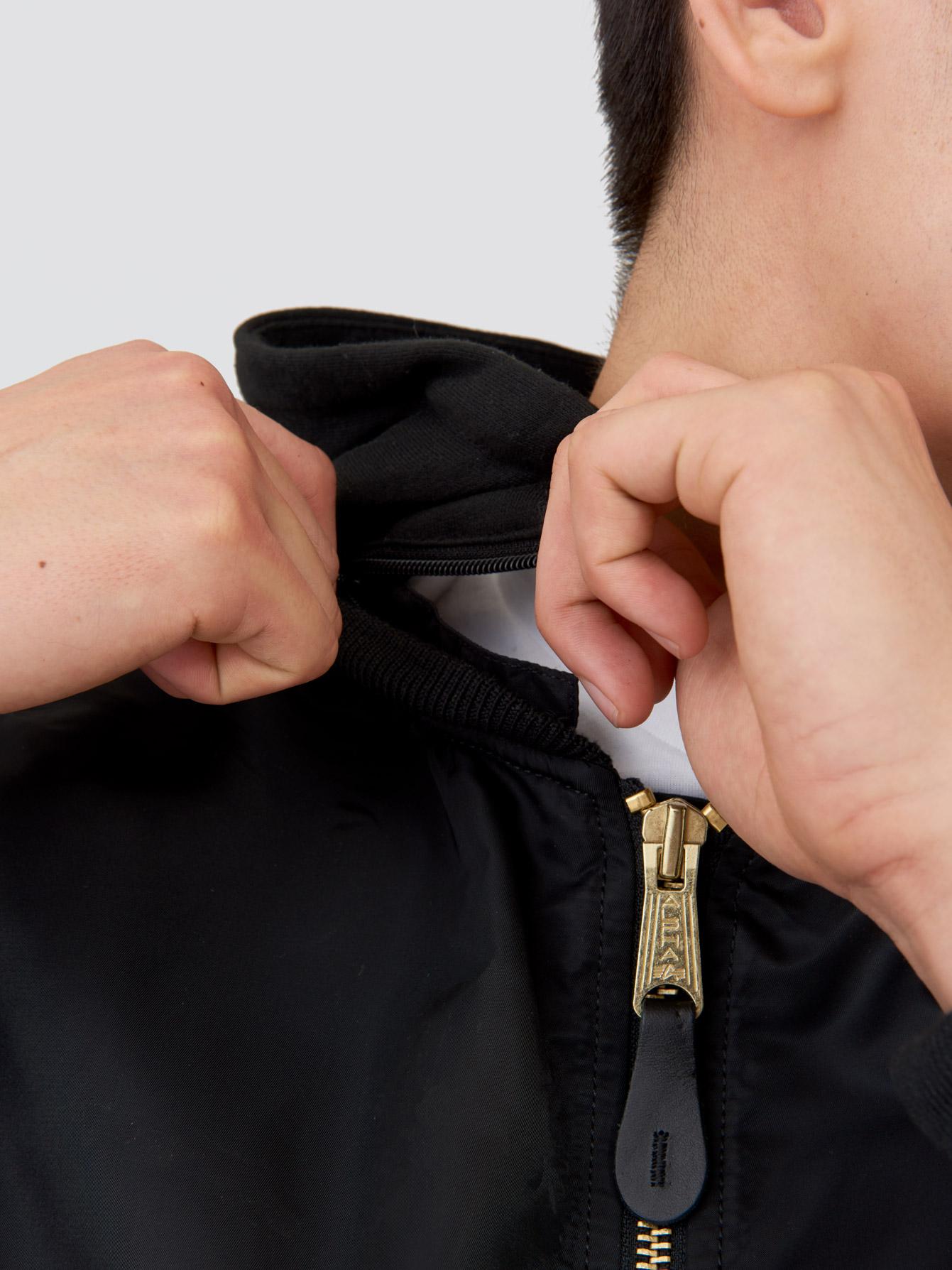 Куртка мужские Alpha Industries модель MJL48026C1_black цена, 2017