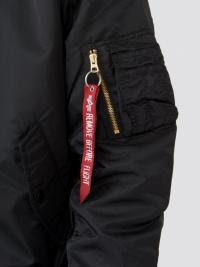 Куртка мужские Alpha Industries модель MJL48026C1_black , 2017