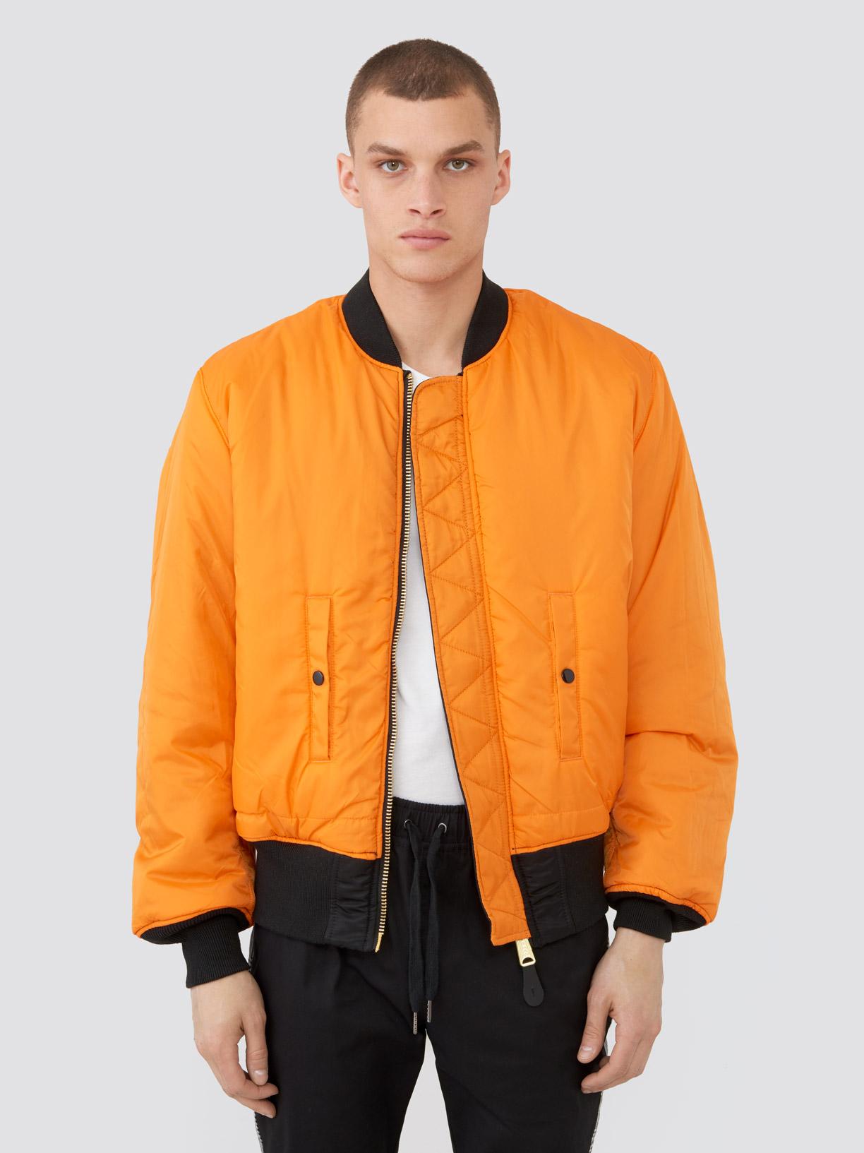 Куртка мужские Alpha Industries модель MJM21000C1_black цена, 2017