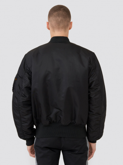 Куртка Alpha Industries модель MJM21000C1_black — фото 2 - INTERTOP
