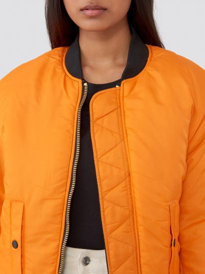 Куртка Alpha Industries модель MJM21000C1_black — фото 5 - INTERTOP