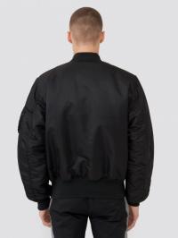 Куртка мужские Alpha Industries модель MJM21000C1_black приобрести, 2017