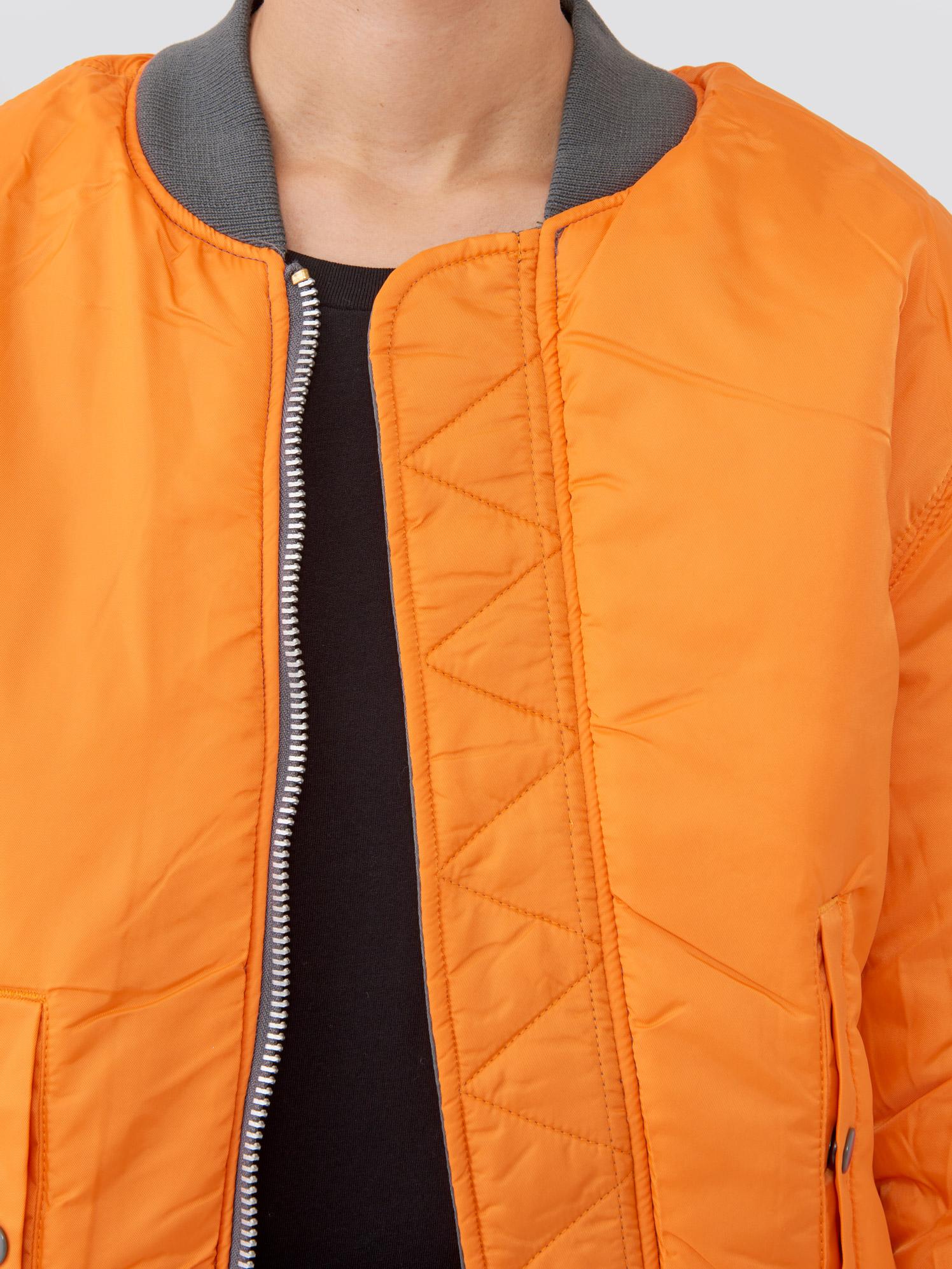 Куртка мужские Alpha Industries модель MJM21000C1_gun_metal отзывы, 2017