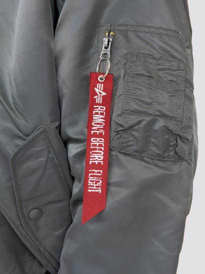 Куртка Alpha Industries модель MJM21000C1_gun_metal — фото 3 - INTERTOP