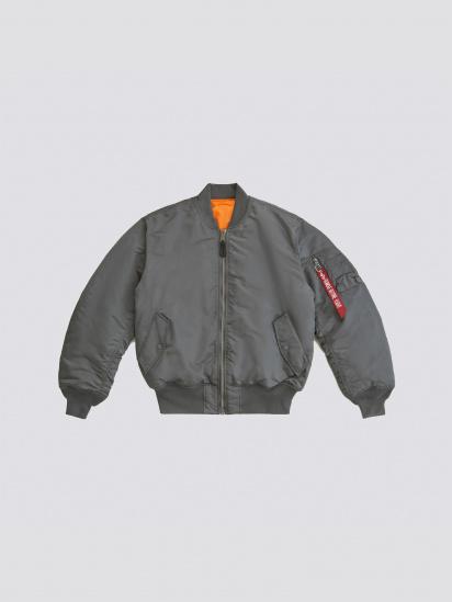 Куртка Alpha Industries модель MJM21000C1_gun_metal — фото 6 - INTERTOP