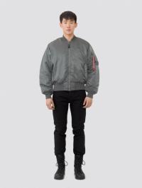 Куртка мужские Alpha Industries модель MJM21000C1_gun_metal характеристики, 2017