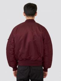 Куртка мужские Alpha Industries модель MJM21000C1_maroon , 2017