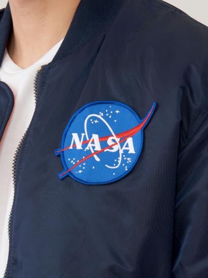 Куртка Alpha Industries модель MJM21093C1_Rep_Blue — фото 3 - INTERTOP