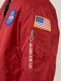 Куртка мужские Alpha Industries модель MJM21097C1_commander_red качество, 2017