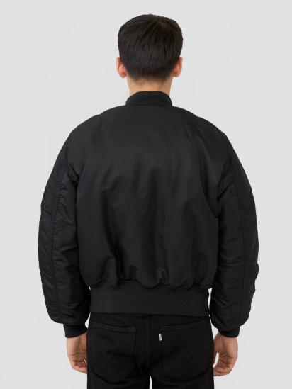 Куртка Alpha Industries модель MJM21300C1_black — фото 2 - INTERTOP