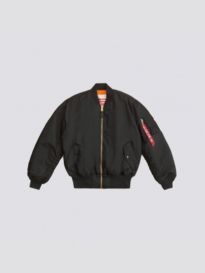 Куртка Alpha Industries модель MJM21300C1_black — фото 5 - INTERTOP