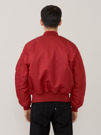 Куртка Alpha Industries модель MJM21300C1_commander_red — фото 3 - INTERTOP