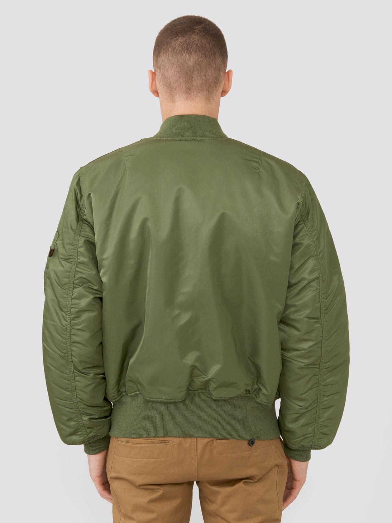 Куртка мужские Alpha Industries модель MJM21300C1_sage приобрести, 2017