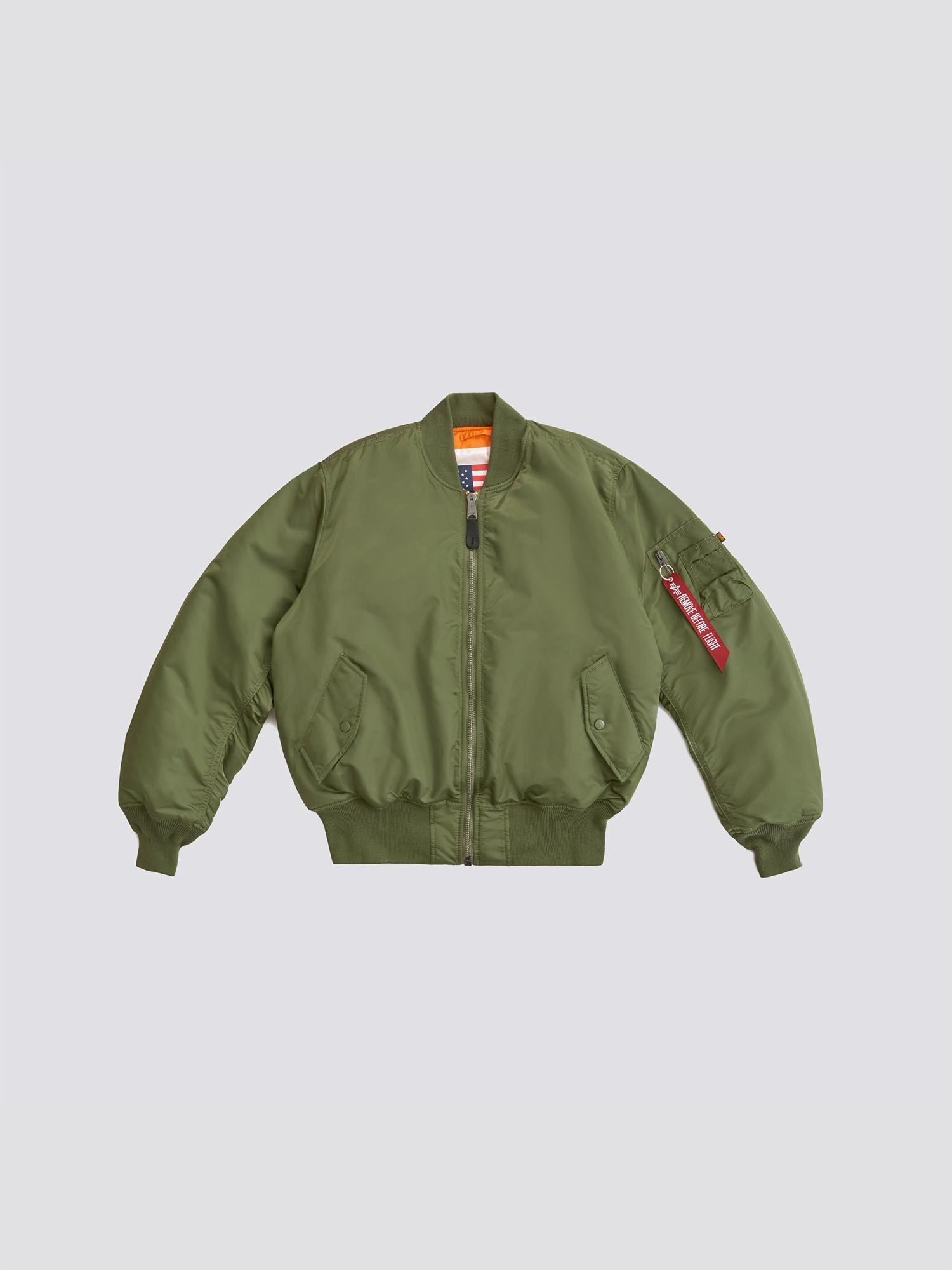 Куртка мужские Alpha Industries модель MJM21300C1_sage цена, 2017