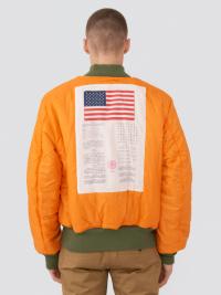 Куртка мужские Alpha Industries модель MJM21300C1_sage купить, 2017