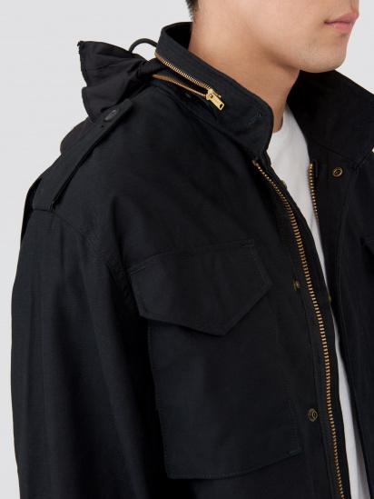Куртка Alpha Industries модель MJM24000C1_black — фото 2 - INTERTOP