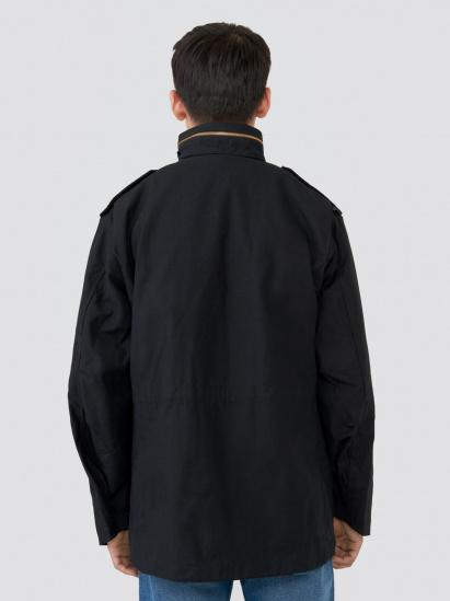 Куртка Alpha Industries модель MJM24000C1_black — фото 5 - INTERTOP