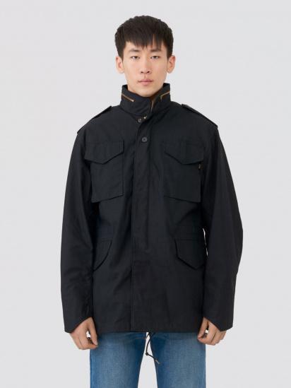 Куртка Alpha Industries модель MJM24000C1_black — фото - INTERTOP