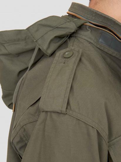 Куртка Alpha Industries модель MJM24000C1_sage — фото 3 - INTERTOP