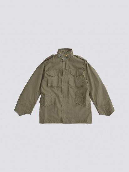 Куртка Alpha Industries модель MJM24000C1_sage — фото 5 - INTERTOP