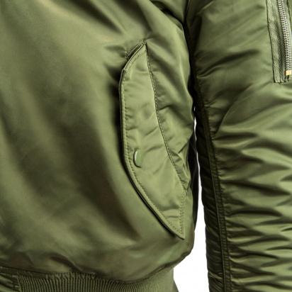 Легка куртка Alpha Industries модель MJM44530C1_sage_green — фото 4 - INTERTOP