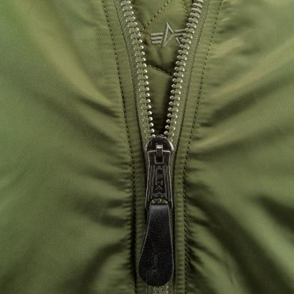 Легка куртка Alpha Industries модель MJM44530C1_sage_green — фото 6 - INTERTOP