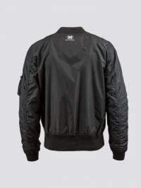 Куртка мужские Alpha Industries модель MJM45510C1_black приобрести, 2017