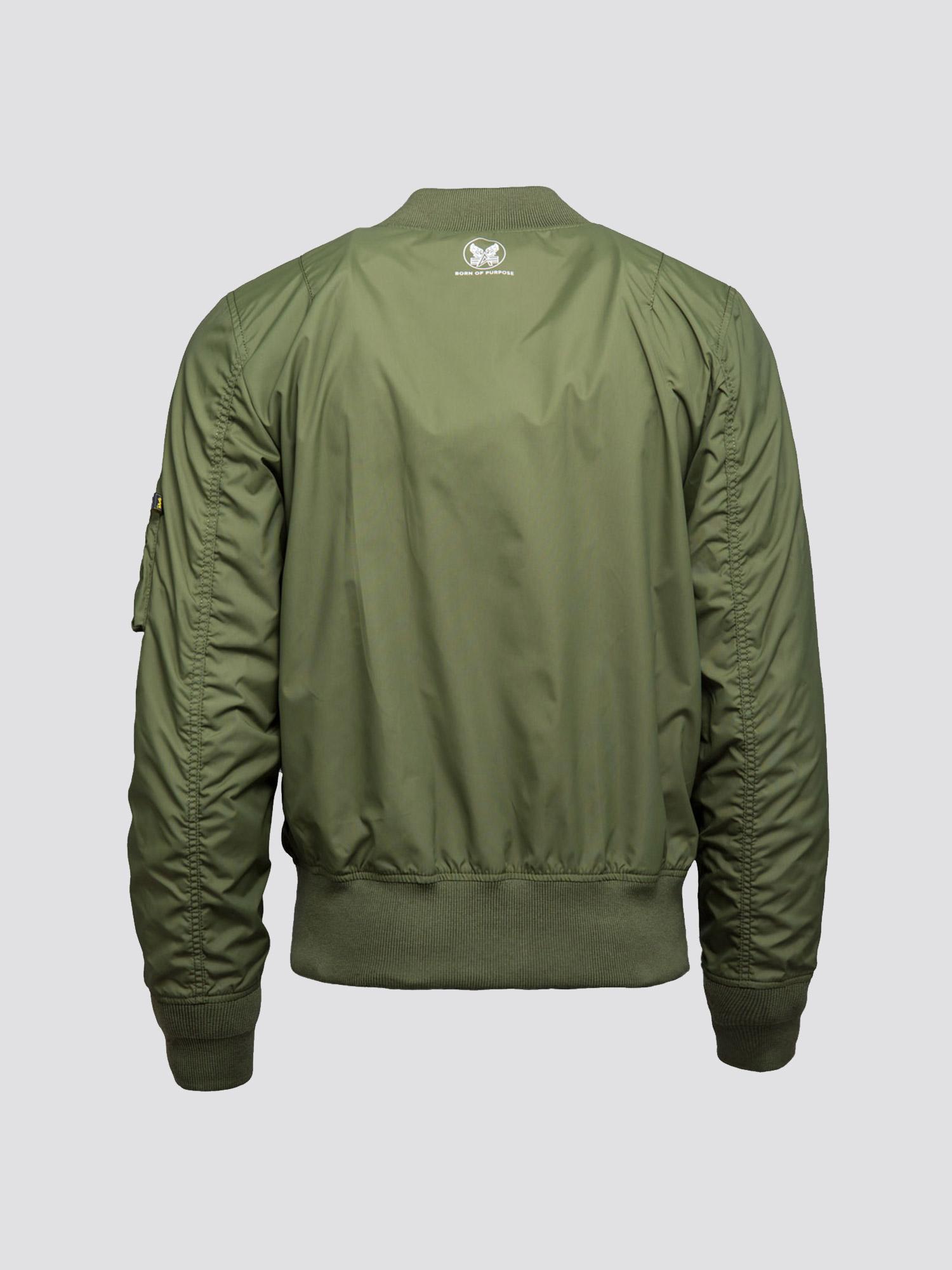 Куртка мужские Alpha Industries модель MJM45510C1_sage приобрести, 2017