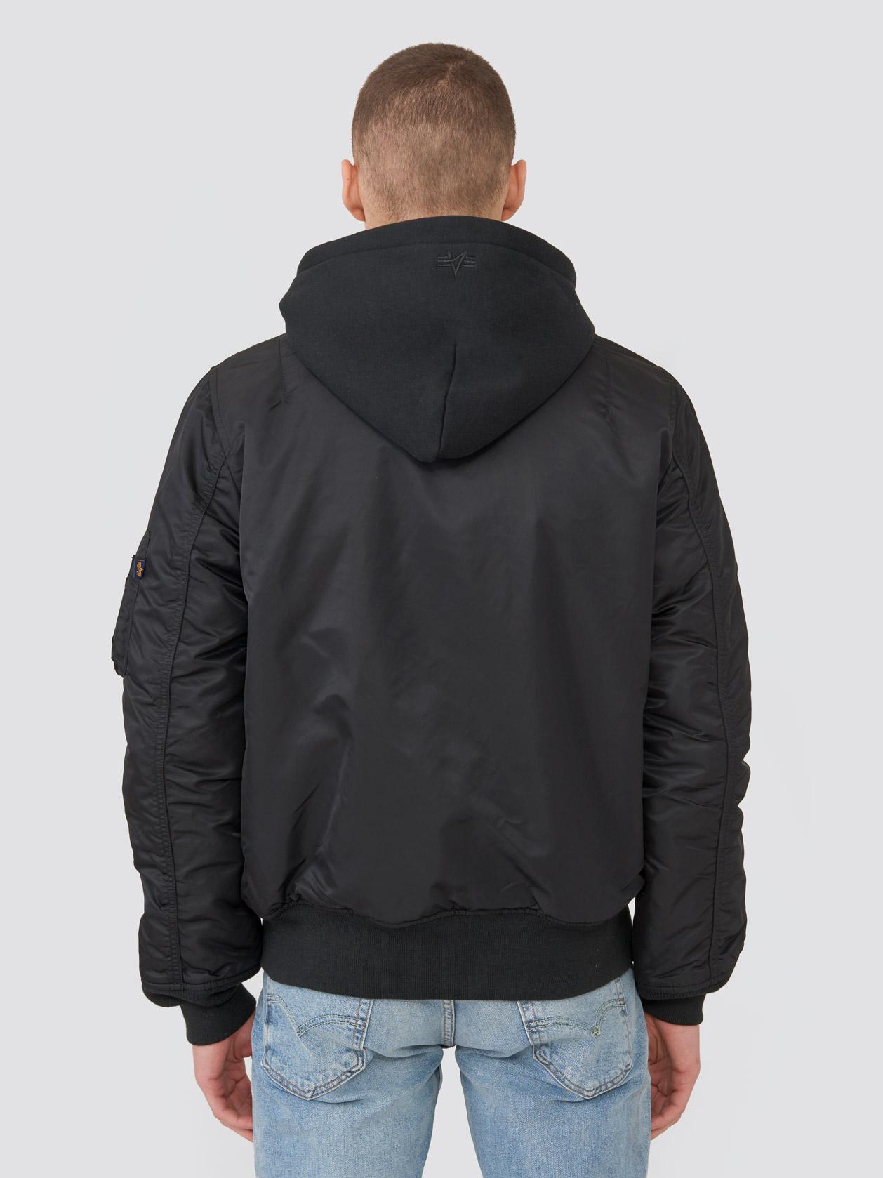 Куртка мужские Alpha Industries модель MJM47506C1_black приобрести, 2017