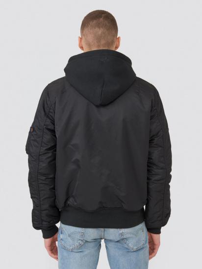 Куртка Alpha Industries модель MJM47506C1_black — фото 2 - INTERTOP