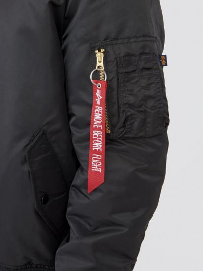 Куртка Alpha Industries модель MJM47506C1_black — фото 4 - INTERTOP